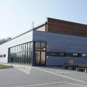 Novostavba tělocvičny, Hlučín - Bobrovníky