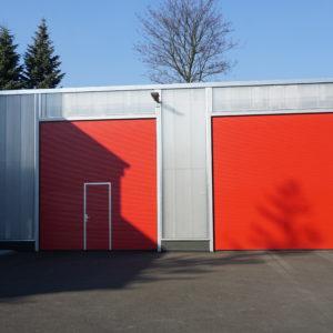 Rekonstrukce a přístavba hasičské zbrojnice, Ostrava - Michálkovice
