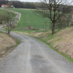 Vedlejší polní cesta VPC16, Klimkovice