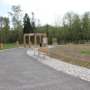 Výukový areál Bělský les, Ostrava