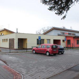 Objekt komunitního bydlení Marianum na ul. Holasická, Opava