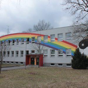 Zateplení fasády, ZŠ Trnkovecká, Ostrava