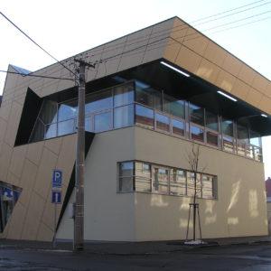 Přístavba Lidové konzervatoře a Múzické školy umění, Ostrava