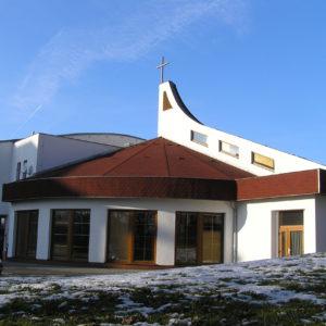 Kostel sv. Kláry, CSS Hrabyně