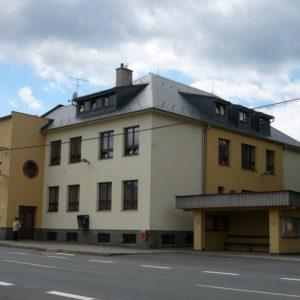 Regenerace bytového domu, Hrabyně